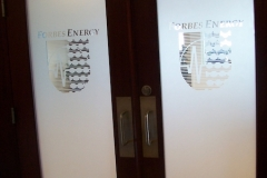 Glass Etching Gallery